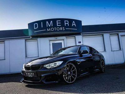 gebraucht BMW 435 Gran Coupé 4er-Reihe i xDrive Aut. M-PERFORMANCE, SCHIEBEDACH, LED Sportwagen / Coupé