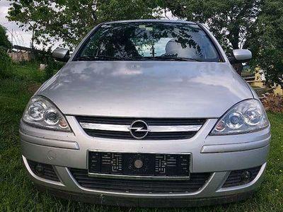 gebraucht Opel Corsa CorsaC 1,2 Klein-/ Kompaktwagen