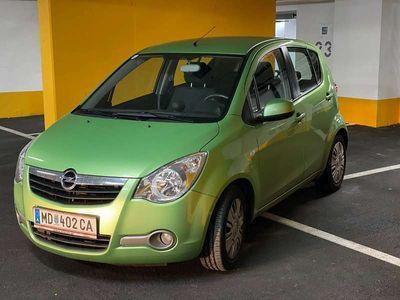 gebraucht Opel Agila 1.2 Klein-/ Kompaktwagen