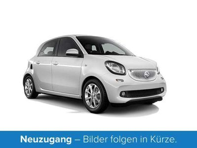 gebraucht Smart ForFour 66 kW turbo twinamic