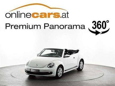 brugt VW Beetle Cabrio 1,2 TSI SCHNAePPCHEN Cabrio / Roadster,