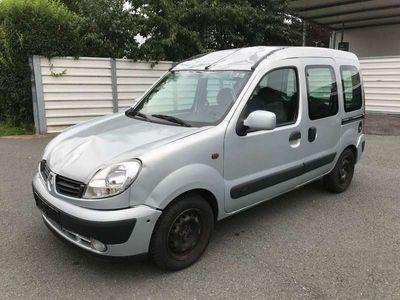 gebraucht Renault Kangoo Expression 1,5 dCi --- Klimaanlage ---