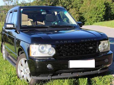 gebraucht Land Rover Range Rover 3,6 TD V8 Vogue SUV / Geländewagen