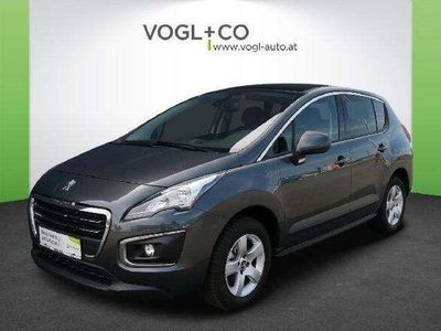 gebraucht Peugeot 3008 1,6 BLUE HDI 120 S&S BUSINESS LINE