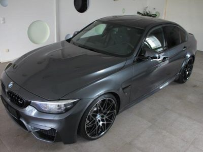 gebraucht BMW M3 M-DKG Automatik M-Competition 450PS