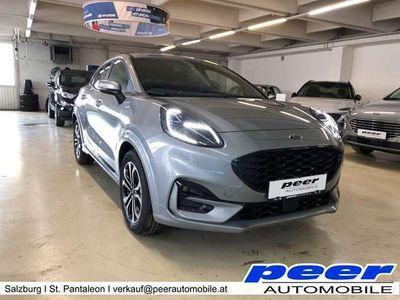 gebraucht Ford Puma 1,0 EcoBoost Hybrid ST-Line *AKTIONSWOCHEN* SUV / Geländewagen