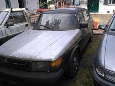 gebraucht Saab 900 Gle Limousine