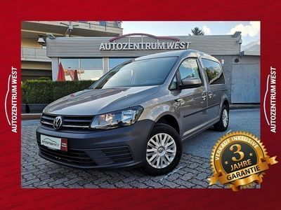 gebraucht VW Caddy Kombi Trendline 2,0 TDI Kombi / Family Van,
