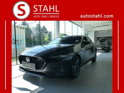 gebraucht Mazda 3 Skyactiv-G122 Comfort+ /ST AUTO STAHL WIEN 21