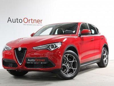 gebraucht Alfa Romeo Stelvio Super 2,0 ATX AWD Super