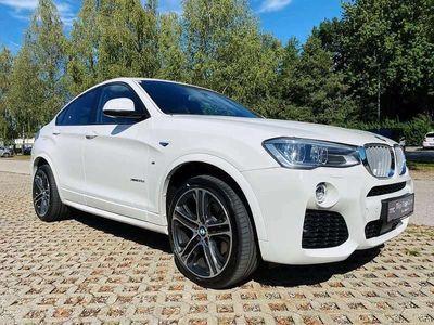 gebraucht BMW X4 xDrive 35d Aut. SUV / Geländewagen
