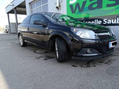 gebraucht Opel Astra GTC Astra 1,9 CDTI