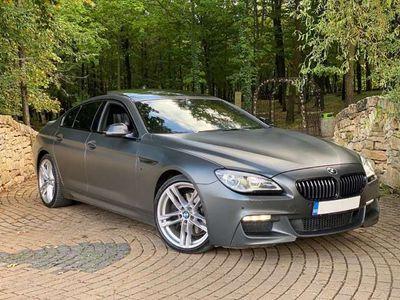 gebraucht BMW 640 6er xDrive Gran Coupe