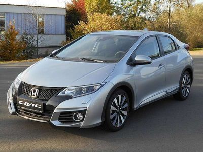gebraucht Honda Civic Elegance 1,6i-DTEC 120 PS Diesel Limousine