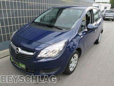 gebraucht Opel Meriva 1,4 Ecotec Cool & Sound Kombi / Family Van