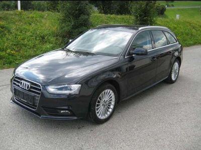 gebraucht Audi A4 A4Avant 2,0 TDI quattro Daylight S-Tronic Kombi / Family Van