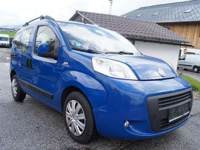 gebraucht Fiat Fiorino Qubo1,4 Dynamic / Klima / Benzin ...