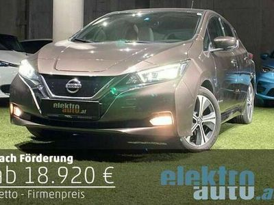 gebraucht Nissan Leaf 40 kWh TEKNA / Anhängerkupplung & Winterreifen