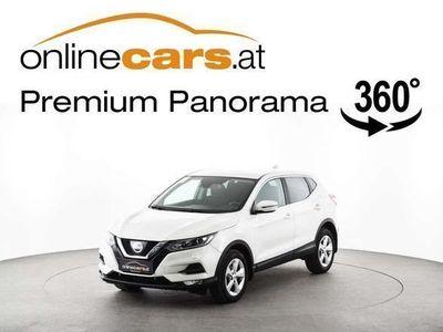 gebraucht Nissan Qashqai 1,6 dCi Acenta Xtronic Aut. SUV / Geländewagen