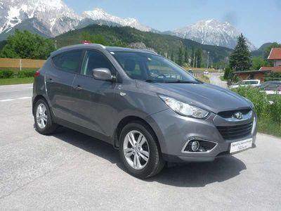 brugt Hyundai ix35 2,0 CRDi Spirit 2WD SUV / Geländewagen,