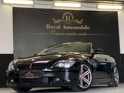 gebraucht BMW 645 Cabriolet ci * The Black Beast *M Optik* M6 Räder