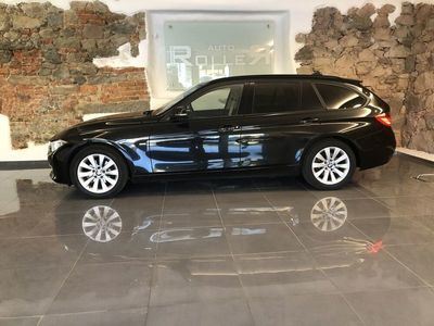 gebraucht BMW 318 d Leder Navi Panorama Xenon
