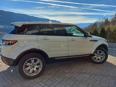 gebraucht Land Rover Range Rover evoque Pure 2,2 eD4 SUV / Geländewagen