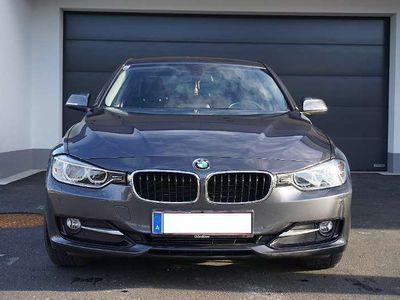 gebraucht BMW 316 3er-Reihe d Österreich-Paket SportLine Limousine
