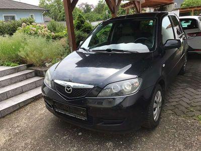 gebraucht Mazda 2 CD68/TE Klein-/ Kompaktwagen,