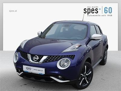 used Nissan Juke 1.2DI N-C EXT-WEIss S6 18