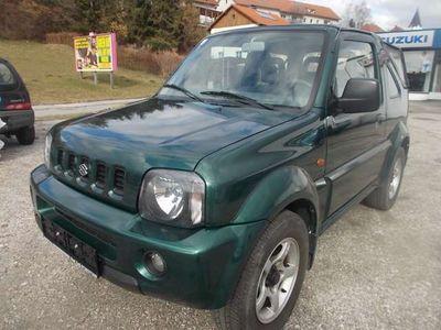 gebraucht Suzuki Jimny 1,3 LX Cabrio