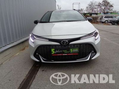 gebraucht Toyota Corolla Kombi 1.8 Hybrid Design