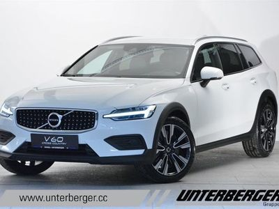 gebraucht Volvo V60 CC Cross Country D4 AWD Geartronic Kombi / Family Van,