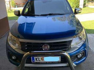 gebraucht Fiat Fullback Multijet 181 DOKA AWD LX Aut.