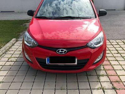 gebraucht Hyundai i20 1,2 G4LA Klein-/ Kompaktwagen
