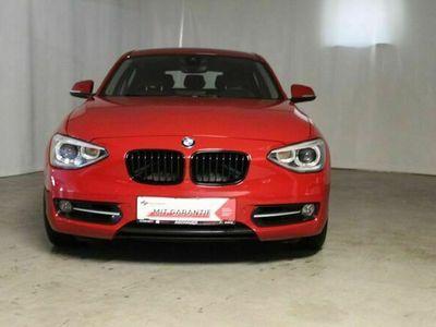 gebraucht BMW 120 d xDrive Österreich-Paket