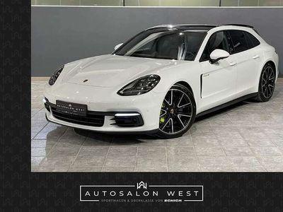 gebraucht Porsche Panamera 4 E-Hybrid Sport Turismo *SERVICE NEU*