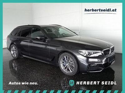 gebraucht BMW 530 d xDrive Touring Aut. *M-SPORT / NP € 92.347,-*