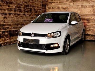 gebraucht VW Polo Sport Austria 1,0 * R Line * PDC * SHZ * Limousine,