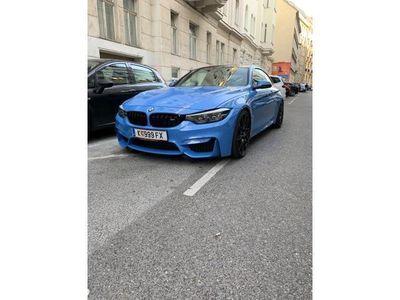 gebraucht BMW M4 4er-ReiheCompetition Sportwagen / Coupé