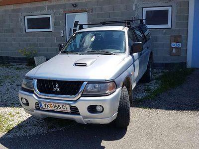 used Mitsubishi Pajero 2.5 Sport SUV / Geländewagen,
