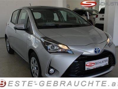 gebraucht Toyota Yaris 1,5 VVT-i Hybrid Active Limousine,