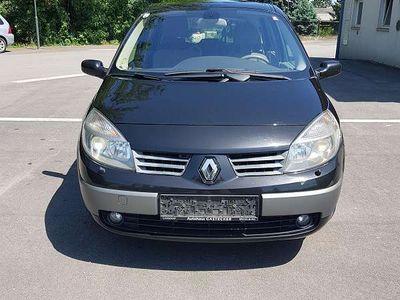 gebraucht Renault Grand Scénic Grand ScénicScénic Privilège Luxus 1,9 dC Kombi / Family Van,