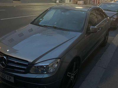 gebraucht Mercedes C320 Limousine