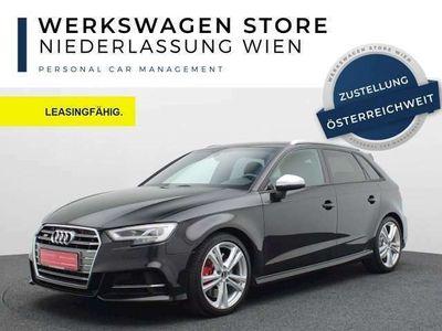 gebraucht Audi S3 Sportback 2.0 TFSI quattro S tronic NAVI ALU
