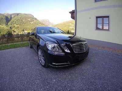 gebraucht Mercedes E250 E-KlasseCDI DPF 4-Matic BE 7G-Tronic Elegance Limousine