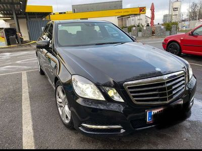 gebraucht Mercedes E250 E-KlasseCDI Limousine