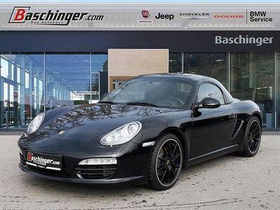 used Porsche Boxster S Black Edition 3.4 Hardtop/8-fach/Limitiert