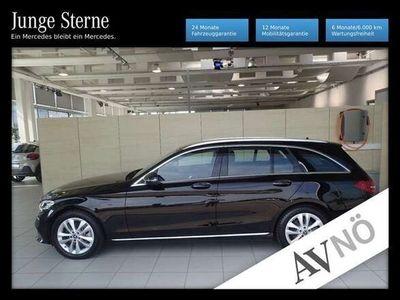 gebraucht Mercedes C200 d T-Modell Avantgarde/Navi/Kamera/Automatik
