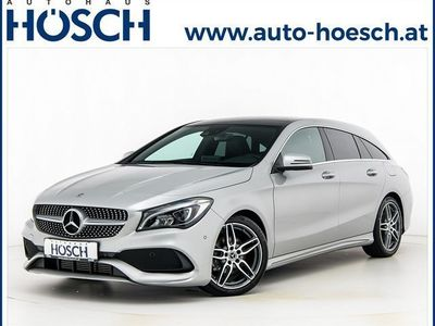 brugt Mercedes CLA180 Shooting Brake CLA-Klasse d AMG-Line LP: 47.014,-€ Kombi / Family Van,